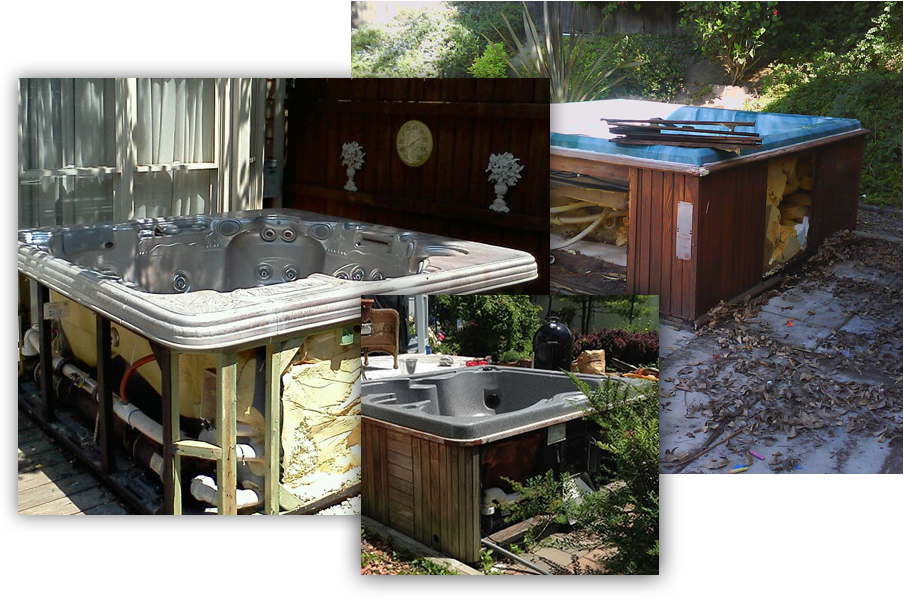 Hot Tub Removal - Hot Tub Removal Sunnyvale