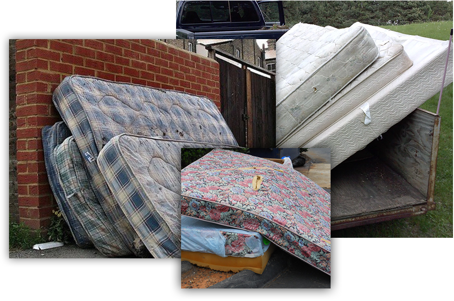 Mattress Disposal - Mattress Disposal Morgan Hill