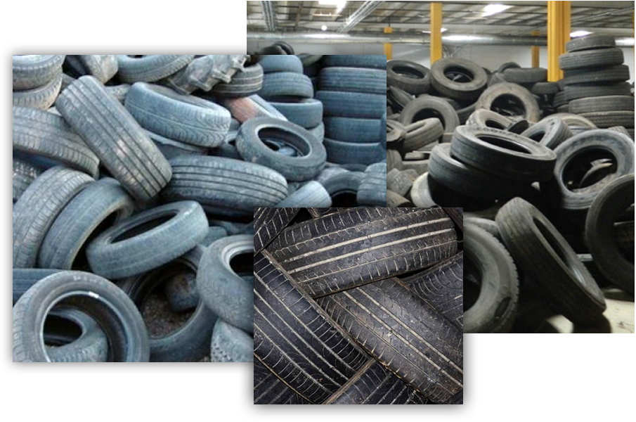 tire recycling center - Tire Recycling Monte Sereno