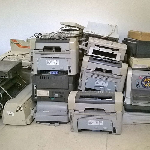 printer recycle for cash - Junk Removal Service Douglaston Beach Queens ny