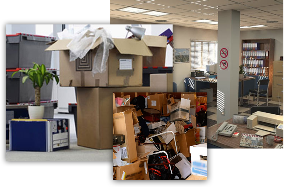 keep office clean and tidy - Office Cleanouts Saratoga