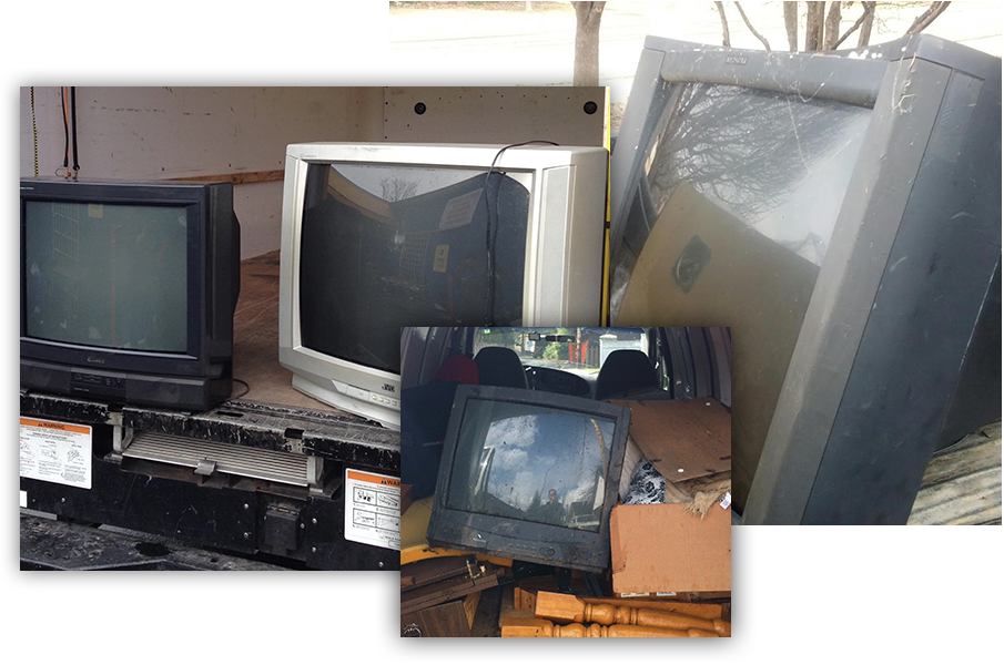 tv recycling for cash - TV Removal Mountain View