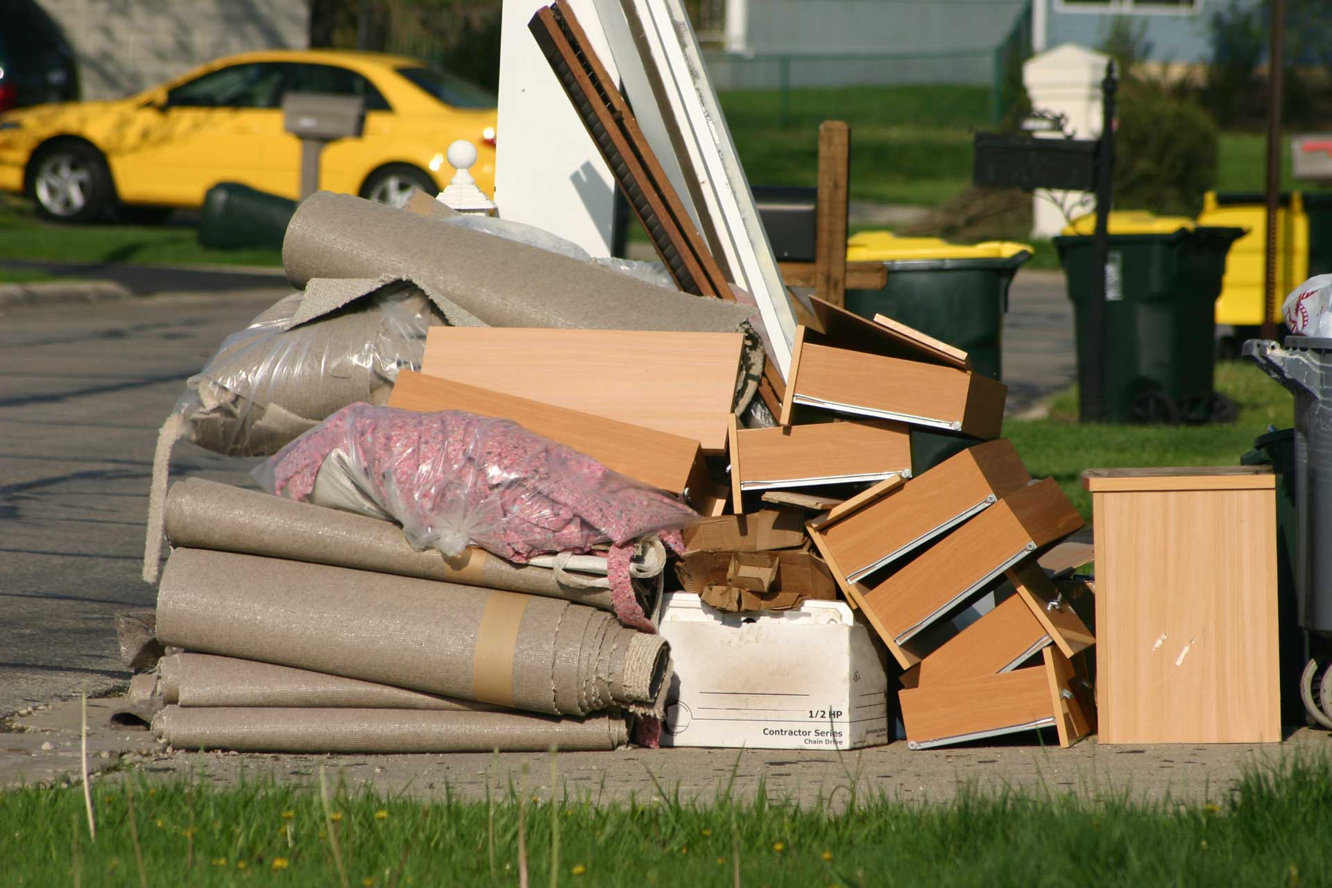 lawn junk removal - Sunnyvale