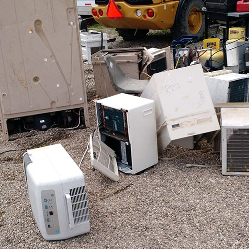 Appliances removal services ny